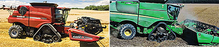 PowerFlex Trax on Case & John Deere